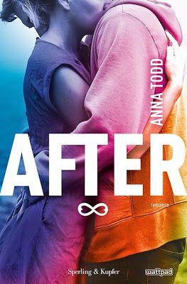 """Leggere Romanticamente e Fantasy: Anteprima """"AFTER"""" di Anna Todd"""