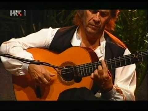 El embrujo de la guitarra española - YouTube