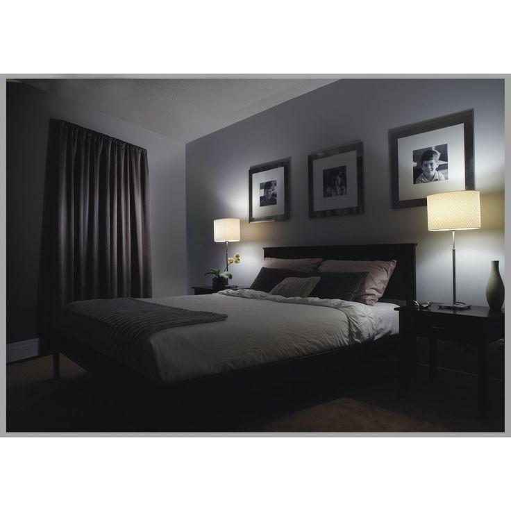 Superb Umbra Twilight Room Darkening Curtain Rod (Silver   88 To 120 Inches   Matte