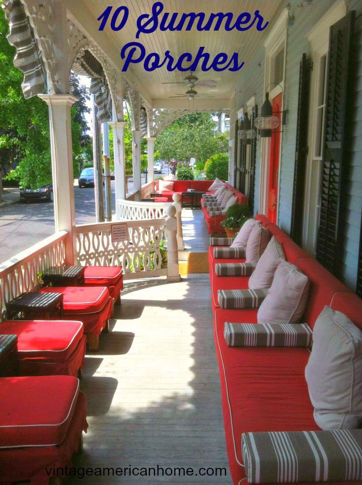 17 best images about free home staging course on pinterest for Front porch makeover ideas