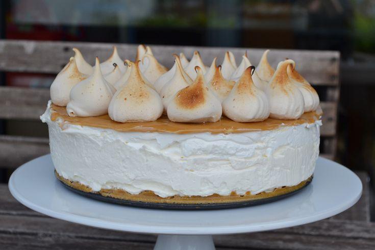 Caramel Cheesecake - Craft Cook Love