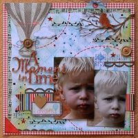 A Project by Svetlana Austin from our Scrapbooking Gallery originally submitted 04/17/13 at 04:50 AM