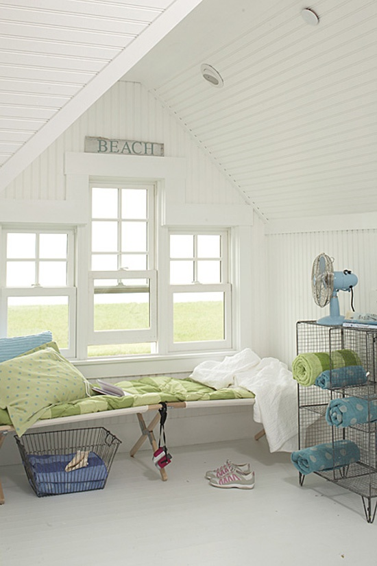 The 2008 Coastal Living Idea Cottage  Interior Design by Tracey Rapisardi