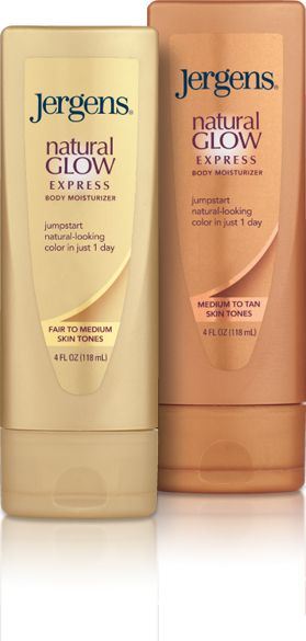 self tanner: Tans Beds, Expressions Body, Natural Glow, It Work, Sunless Tanners, Medium Skin, Body Moisturizer, Jergen Natural, Glow Expressions