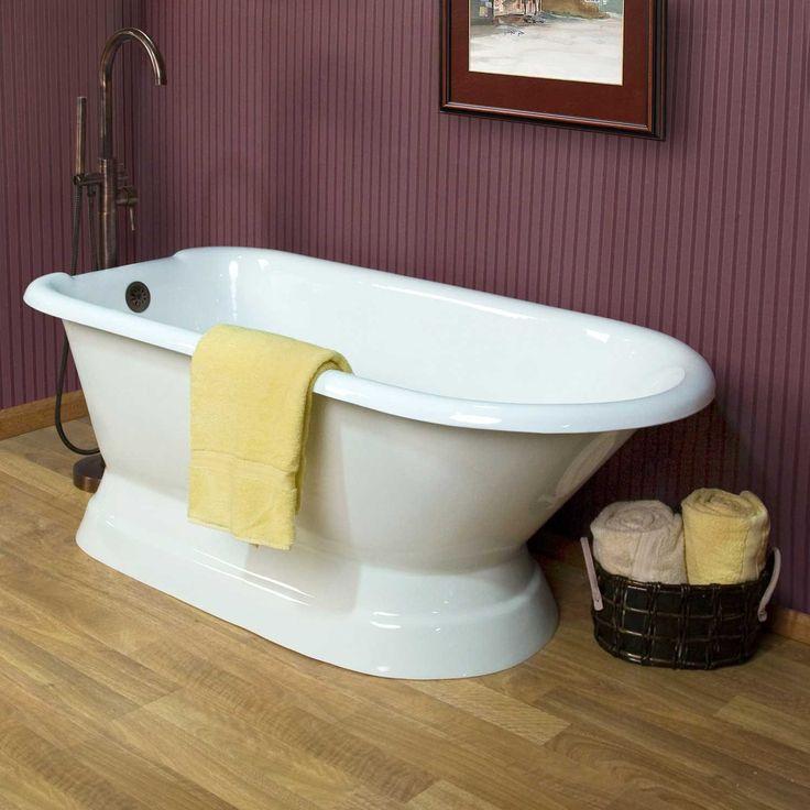25 best ideas about pedestal tub on pinterest dream