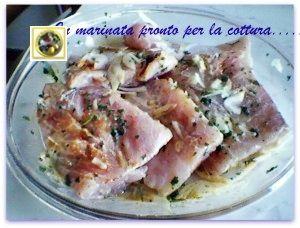 Filetti di pesce persico al microonde  Blog Profumi Sapori & Fantasia