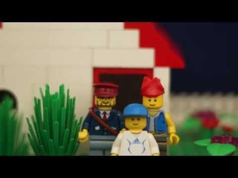 ▶ Bahnwärter Thiel - LEGO Film - YouTube