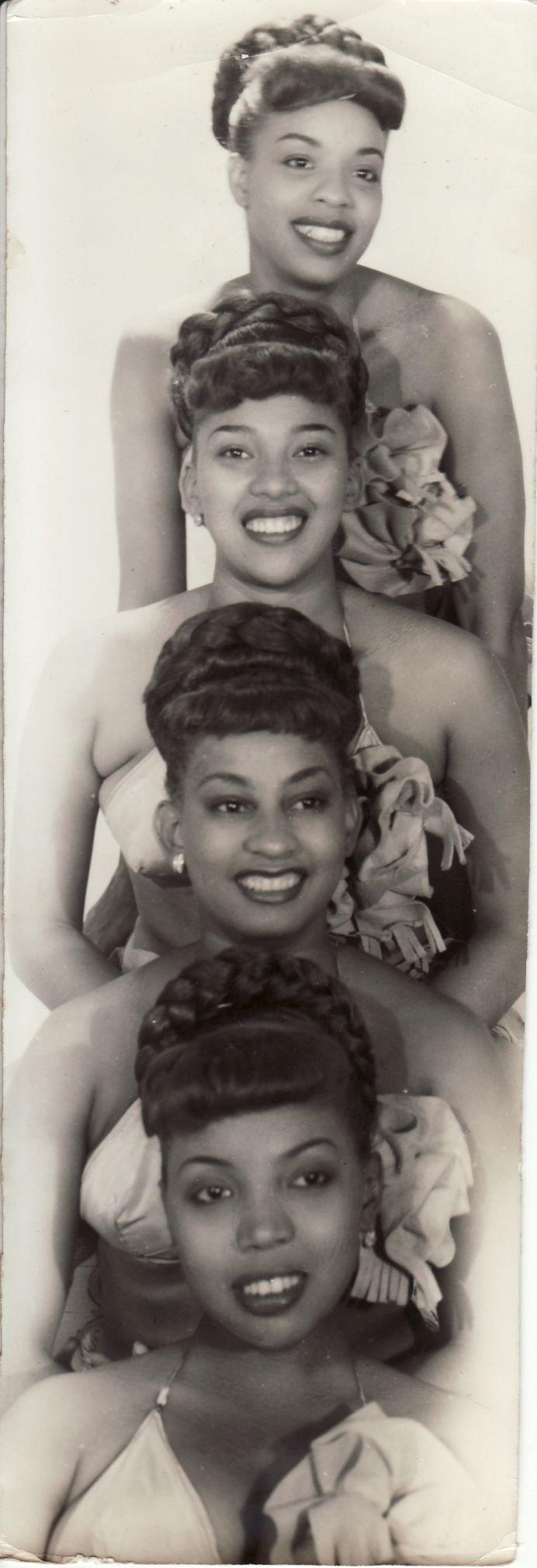 african black hair styles 123 best images about american hair 1930 s 1947 | 0711d7e7f9bc8b8a8bea34d173cac498 vintage hair vintage beauty
