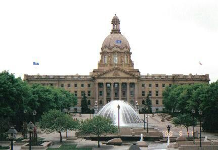 Alberta - Edmonton, Alberta - July, 2000
