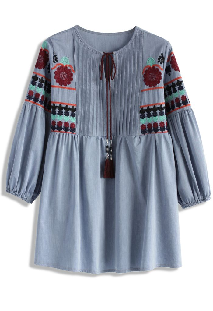 Idyllic Doll Boho Top - New Arrivals - Retro, Indie and Unique Fashion