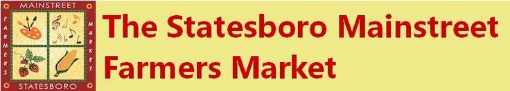 StatesboroMainstreet Farmers Market