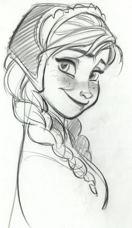 Disney Drawings Tumblr Frozen | www.imgkid.com - The Image ...