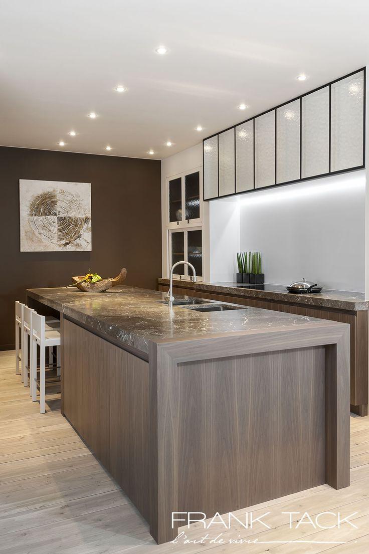 Keuken Strak Warm : keukens #landelijk #strak #modern #franktack Keukens – Warm Strak
