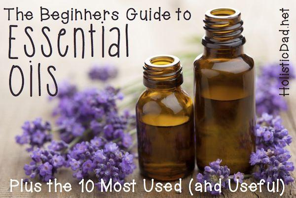 Beginners Essential Oils Guide