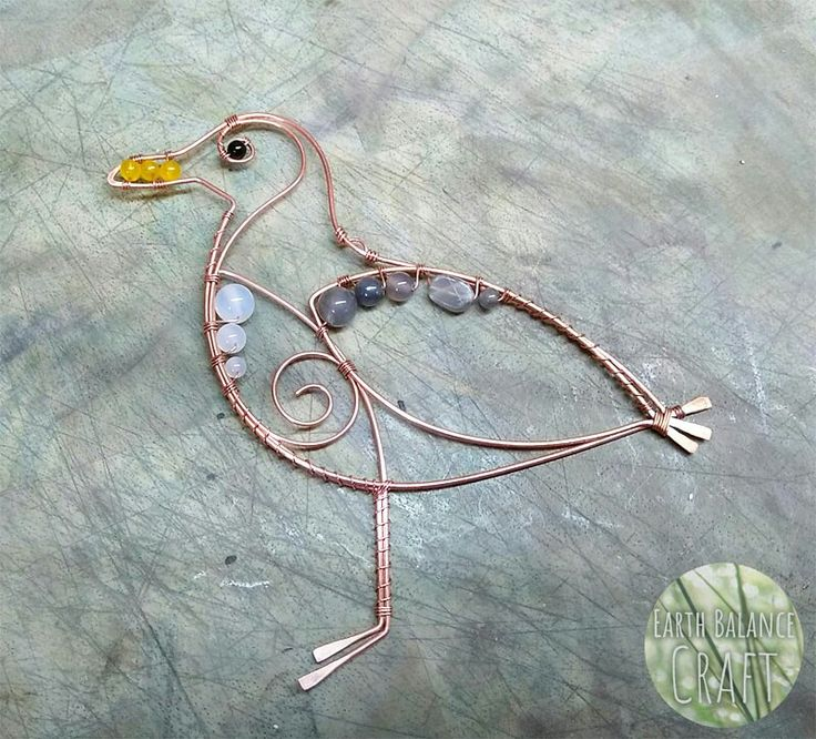 Mr seagull is taking shape. A current work in progress on my craft bench.