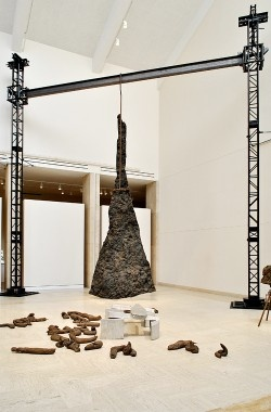Joseph Beuys Lightning with Stag in Its Glare