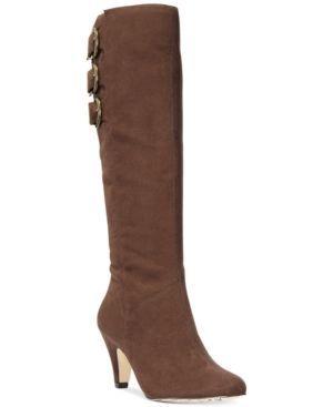 Bella Vita Transit Ii Tall Dress Boots - Brown 6.5WW