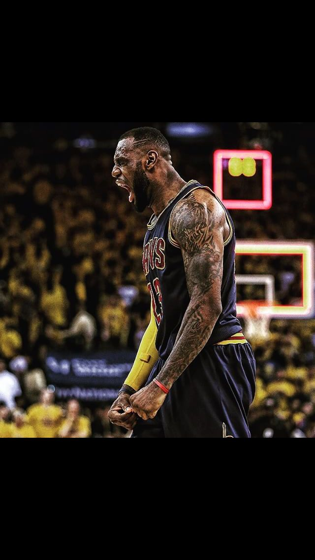Beast Mode #KingJames