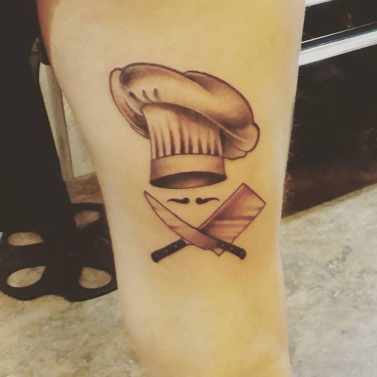 25 b sta id erna om chef tattoo p pinterest ab tattoo. Black Bedroom Furniture Sets. Home Design Ideas
