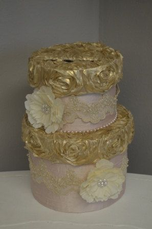 17 Best Images About Wedding Card Box On Pinterest