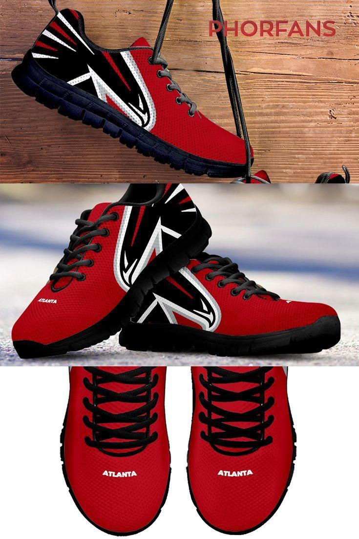 Hot Astra (3 colors) | Atlanta Falcons | Football shoes, Atlanta falcons