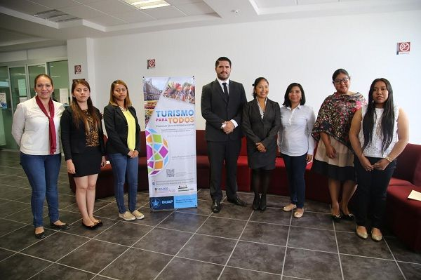 Atlixco.- Con la finalidad de promover un turismo para todos, incluyente y promover la accesibilidad universal el ayuntamiento de Atlixco, invita al 2°.