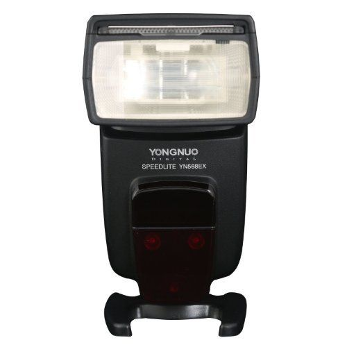 Yongnuo YN568EX YN-568EX TTL High Speed 1/8000 Flash Speedlite For CANON 1100D 1000D 650D/T4i 600D/T3i 550D/T2i 500D/T1i 450D/Xsi 400D/Xti 350D 7D 60D 50D 40D 30D 20D 5DIII 5DII 5D 1Dx 1Ds 1D by Yongnuo. $187.00. The YongNuo YN-568EX shoe-mount flash is specifically designed for use with Canon cameras. It can be preset for a specific type of photo shoot or for certain weather conditions. This YongNuo camera flash mounts quickly to a Canon camera for use in a pinch...