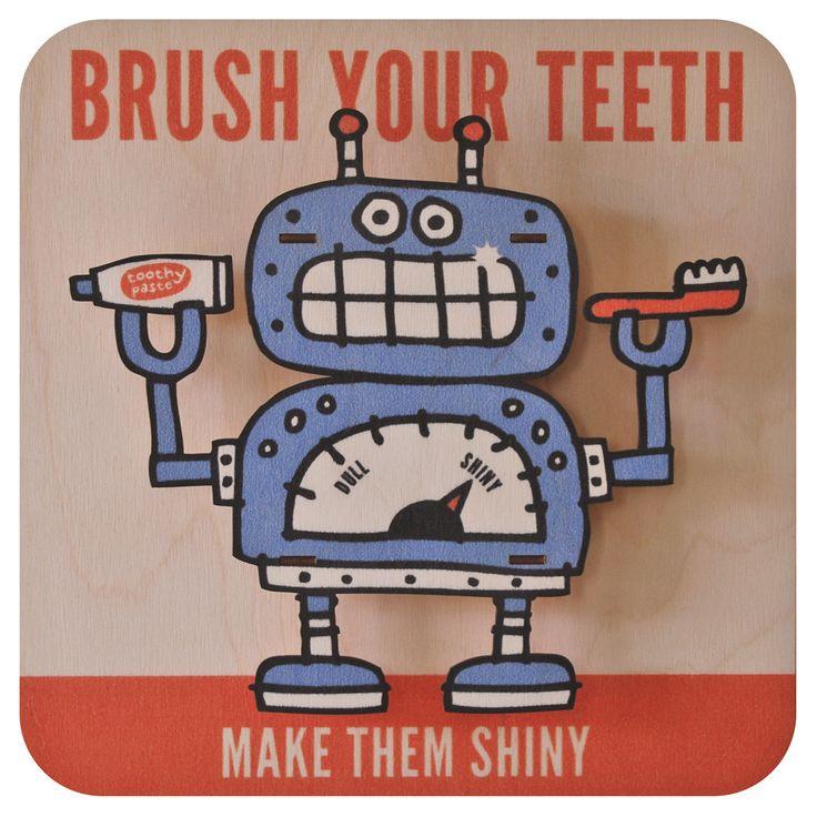 brushbot