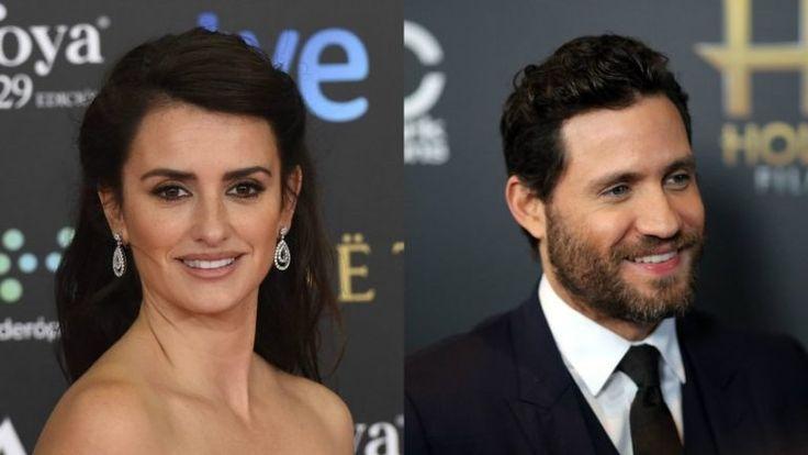 ¡Penélope Cruz y Édgar Ramírez protagonizarán juntos! - http://wp.me/p7GFvM-AqZ