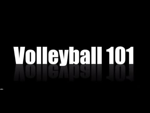 Physical Education Games - The Serving Game (Volleyball) - YouTube