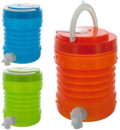 1.5 Liter Collapsible Drink Container Case Pack 6