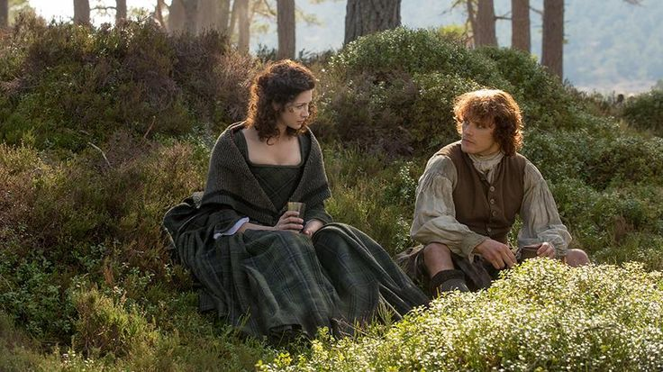 Just looking at this photo from ep.6 gives me butterflies, because I think I know what scene this is... #Outlander pic.twitter.com/Dx3O2J88Rq