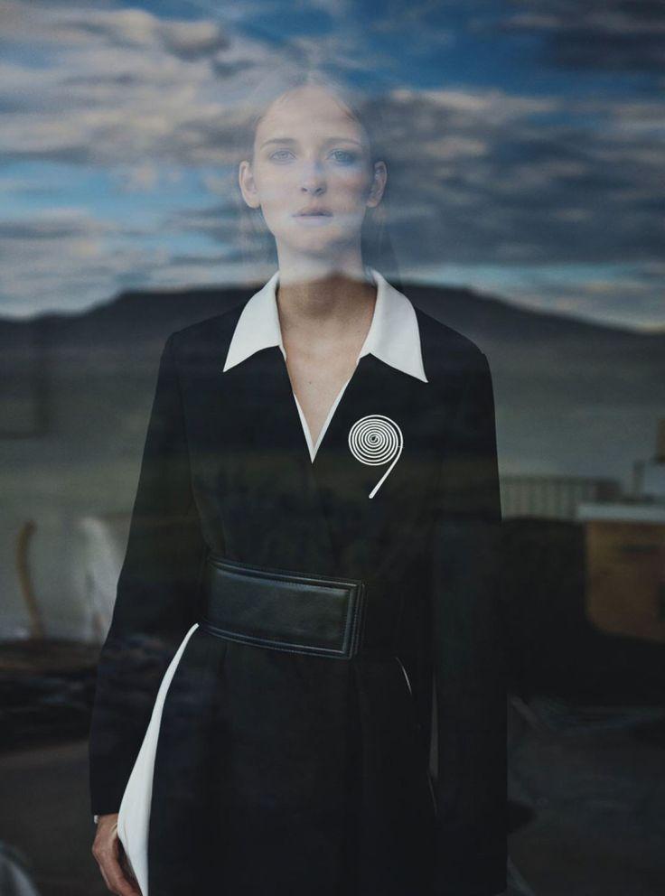 Waleska Gorczevski by Will Davidson for Vogue Australia October 2015 3