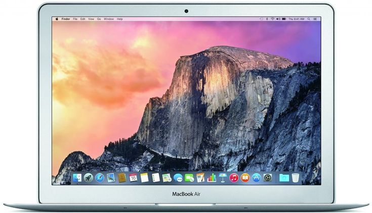 Apple MacBook Air 13.3-Inch Laptop For Your Compact Device