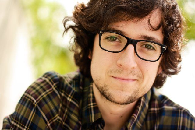 Josh Brener, I just need this in my life.