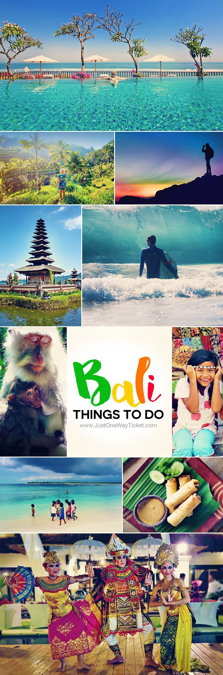 THINGS TO DO IN BALI, INDONESIA - THE ONLY TRAVEL GUIDE YOU NEED!