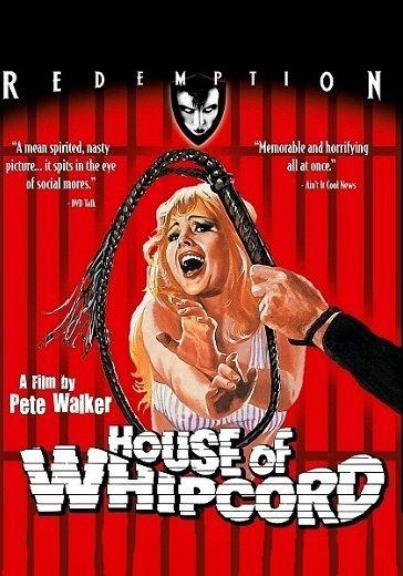 Cartel película: House Of Whipcord (1974)