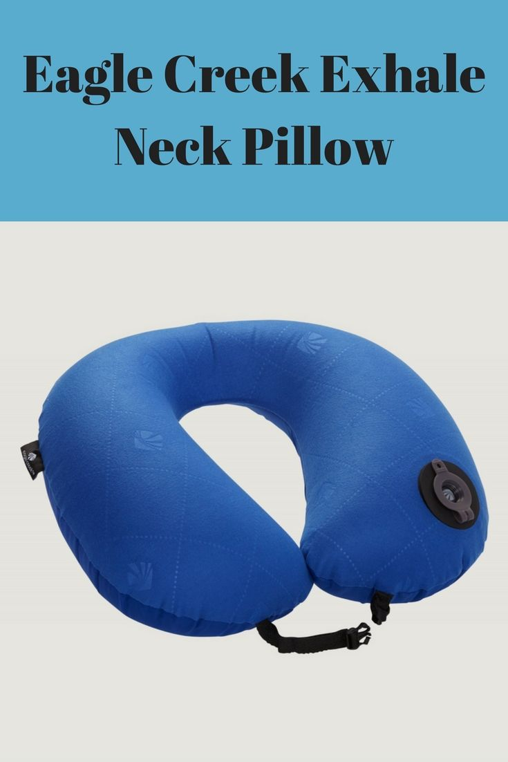 10 Best Inflatable Travel Pillows Cool Travel Stuff Travel Tips