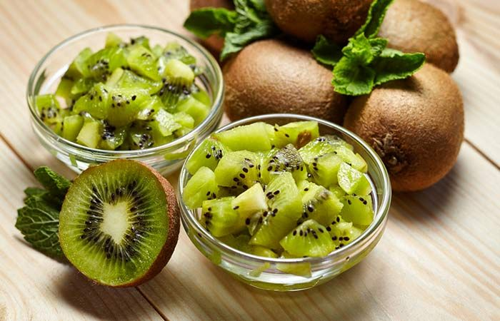 Pocket-sized powerhouse! Kiwis are small and squishy fruits, but don't let their size fool you.