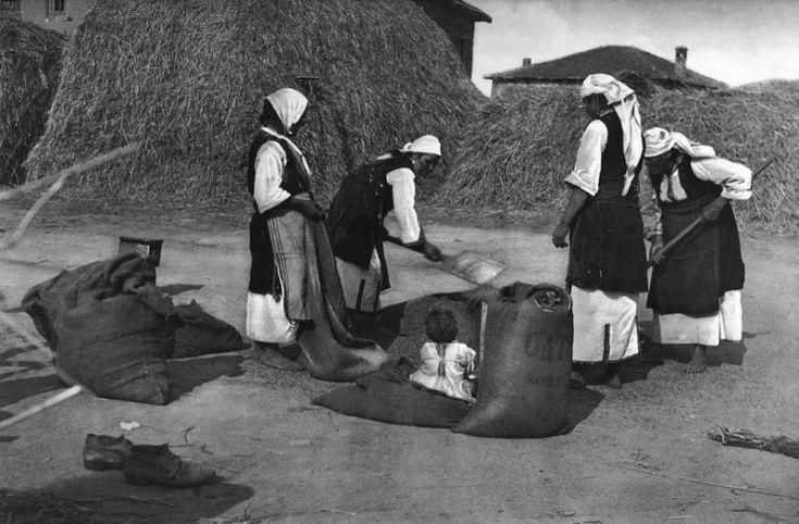Μακεδονία, λίχνισμα, 1911