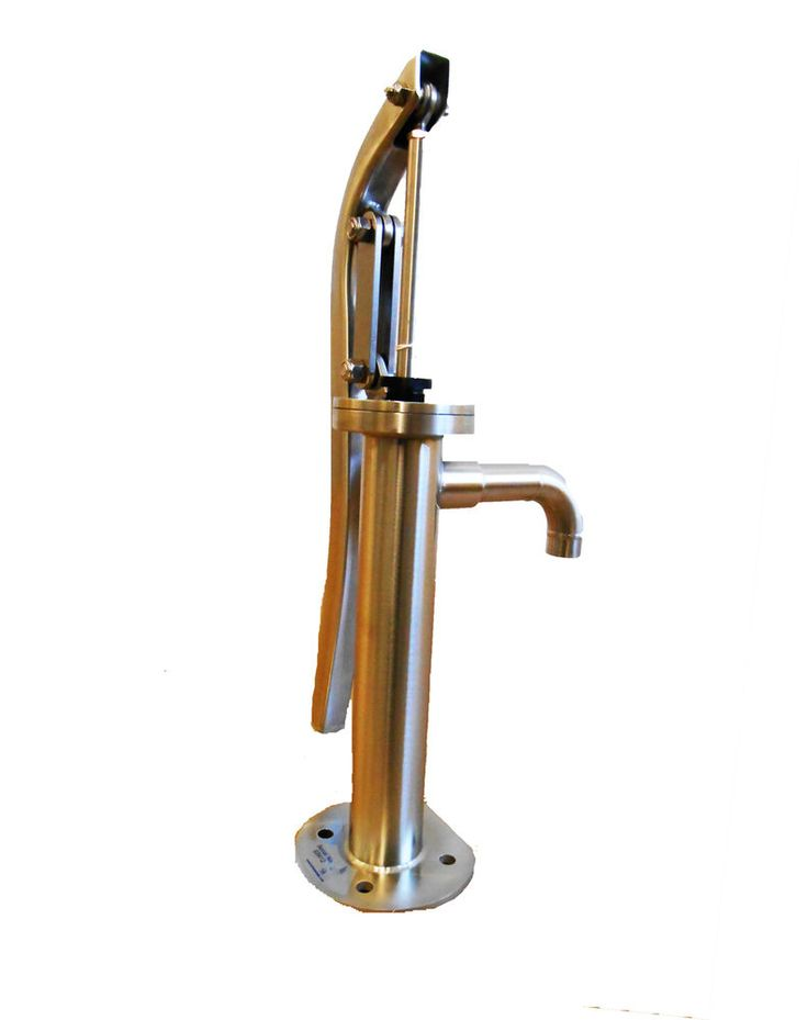 Bison Pumps Swu Utility Stainless Steel Utility Shallow Well Water Hand Pump Bisonpumps Shallow Well Hand Pump Shallow Wells Hand Pump