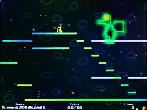 jeux vidéo PC Neon game platform
