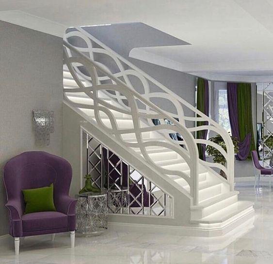 Modern Stair Railing Design Ideas Trends 2019