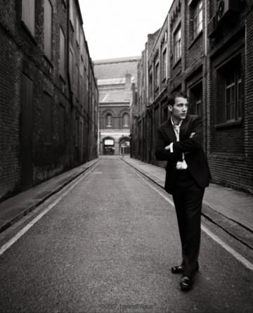 Clive Owen - classy, suave.