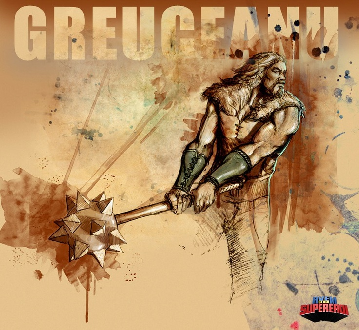 Greuceanu, hero from romanian folklore