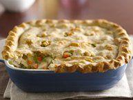Gluten Free Hearty Chicken Pot Pie recipe from Betty Crocker