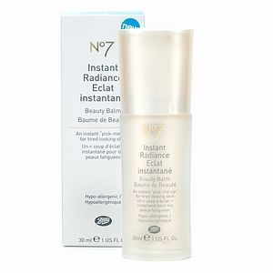 Boots No.7 Instant Radiance Beauty Balm = MAC Strobe Cream dupe Catch us on Twitter @MakeupAlley for #MUADupeDay every Saturday!