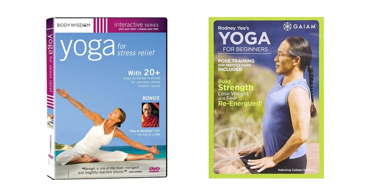 Best Yoga DVDs In 2017 -     Whether you practice it at home, in a gym, or on a tranquil mountaintop, there is no doubt yoga is a fulfilling activity. Coupled with some of the best Yoga DVDs currently available in stores, practitioners have a memorable experience devoid of their skill level. If you have stiff joints,...