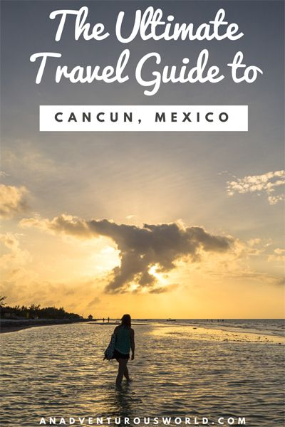 Heading to Cancun for your holidays? Then check out this ultimate travel guide with some of the best things to do in and around Cancun!