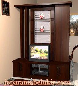 Bufet pajang minimalis tersebut terbuat dari bahan kayu jati perhutani yang sangat kuat, Bufet pajang minimalis tersebut mempunyai ukuran sebagai berikut P 150 x L 50 x T 200, fungsinya sangt banyak bisa buat sekat ruangan bisa buat pajangan tempat TV, jadi Bufet pajang minimalis tersebut merupakan bufet yang serba guna.